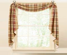American Style Checkered window Blinds