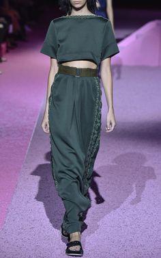 Marc Jacobs Spring/Summer 2015 Trunkshow Look 36 on Moda Operandi
