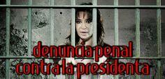 La presidenta de Argentina, Cristina Fernández viuda de Kirchner, será denunciada penalmente por incumplimiento en sus deberes como mandataria; específicamente se la acusa de no difundir las cifras de pobreza e indigencia.  Según datos de la UCA más de 11 millones serían los pobres, cerca del 27,5% del total de la población de la nación sudamericana, mientras que de acuerdo a mis cálculos ello haciende a cerca de 16 millones los excluidos del modelo, próximo a un 40%... Ver más...