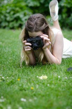 Camila the Photographer