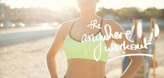 The Anywhere Workout...Try It Out This Weekend! | Move Nourish Believe