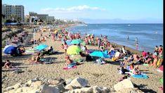 Playa Fuente de la Salud - Benalmádena, Málaga, Andalucía