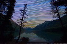Long Night on the Multinsky Lake by Evgeniy Zaytsev on 500px