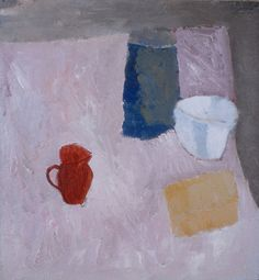 Vivian van der Merwe - Still-life (1980)