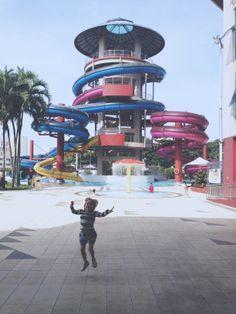 jurong east waterpark | singapore