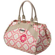 Wistful Weekender diaper bag in Picnic in Portugal  - $185.00 #ppb #petuniapicklebottom