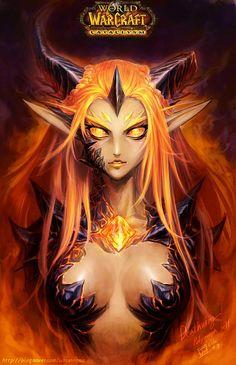 World of Warcraft.