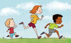Dlaczego dzieci nie powinny trenować biegania?