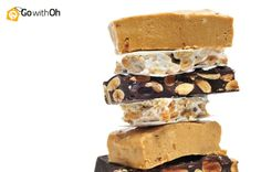 #GowithOhXmas treat: TURRÓN! Almonds, honey & egg whites = perfect chewy Christmas treat!  Have you tried it?