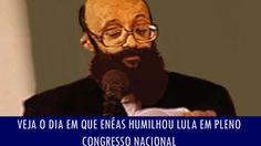 Veja o dia em que Enéas humilhou Lula em pleno Congresso Nacional