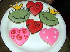 Valentine Cookies By toodlesjupiter on CakeCentral.com