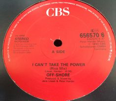 Offshore - I Can't Take The Power