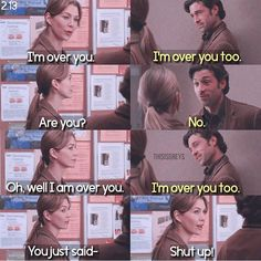 Greys Anatomy:)