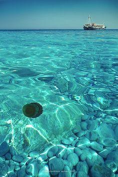 mar griego
