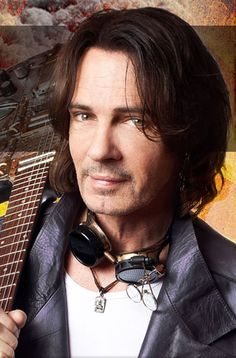 Rick Springfield - Loved him since I was a very young girl.  Still do.