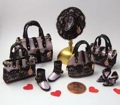 Miniaturas bolsos: Bolsos Colección San Valentín 2015
