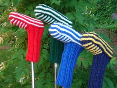 1000+ images about Crochet Golf on Pinterest Golf club ...