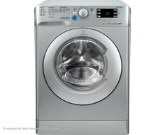 Indesit Innex XWE91483XS Freestanding Washing Machine - Silver