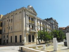 Casa Cavalioti (1911), azi Muzeul de Istorie, Strada Maior Fotea Iancu 2, Galați Street View, Sky, Mansions, Architecture, House Styles, Home Decor, Home, Heaven, Arquitetura
