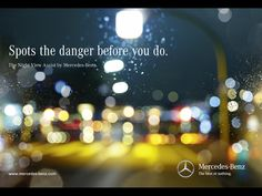 AWARD:  SAPPHIRE / CATEGORY: AUTOMOTIVE / MOTORBIKE / TRANSPORT / CAMPAIGN: Night View Assist: Child, Bike, Deer / ADVERTISER: Mercedes Benz Ceskà Republica / AGENCY: BBDO Proximity Berlin, Germany
