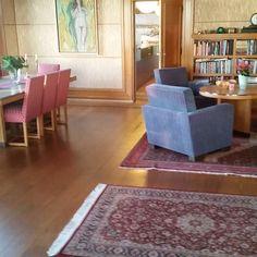 Guvernors eik floor looks good now