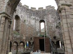 Lludlo Castle, England.