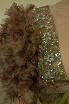 Christian Lacroix Spring 2006 Couture Fashion Show Details