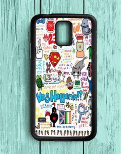 1D Lyric Art One Direction Samsung Galaxy S5 | Samsung S5 Case