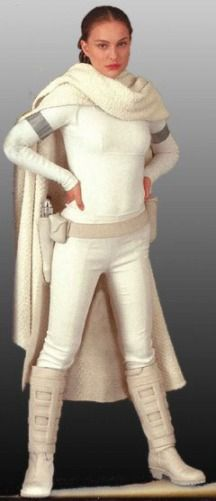 Padme Cosplay. Yup.