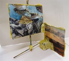Collage and Construction by Paula Briggs