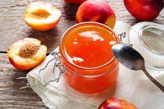 Jam from nectarines by Mellisandra on @creativemarket