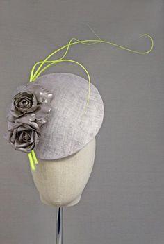 Rose Shield | Reny Kestel Millinery