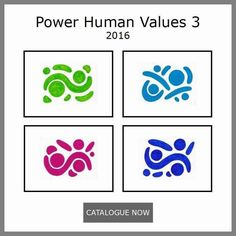 The new collection: The Power of Human Values 3. Published: www.wimmensing.com