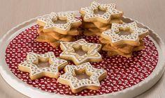 Ricetta Biscotti vetrati - Paneangeli