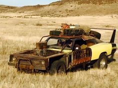 Dauntless eXpress Corp Charger, Wasteland Weekend