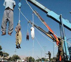 Iran: Executions and an Amputation