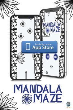 Fun and relaxing new game - Mandala Maze from Big Goose Egg. Kinda weird... it's relaxing and frustrating at the same time. #ios #games #apps #mandala #designs News Games, Maze, Ipod Touch, Ios, Weird, Mandala, My Favorite Things, Iphone, Learning