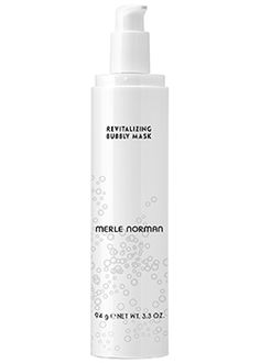 Revitalizing Bubbly Mask: Recharge skin with brightening bubbles! This fun multi-sensory formula with a refreshing scent will excite your senses while reviving skin. Designed to recapture skin's youthful vitality, this mask conditions, clarifies and evens skin tone. Emollients and humectants hydrate skin leaving it soft and smooth. Time-released antioxidants soothe, condition, improve clarity and even out skin tone while Vivillume helps restore skin luminosity.