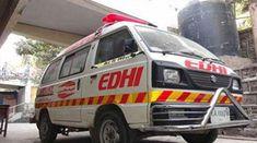 Man killed in Karachi car accident: rescue sources