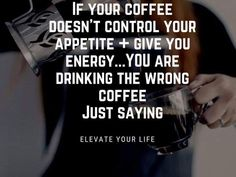 Coffee with happy hormones and appetite control! Happy Coffee, Coffee Talk, Coffee Love, Coffee Today, Coffee Quotes, Coffee Humor, Appetite Control, Coffee Photography, Neurotransmitters