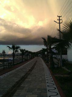 "Cloud by Sedat Şener on 500px Photo ""Cloud"" by  (@Sedat Şener) #500px #Beach #Sunset #bodrum #cloud #natural #road #sun #turgutreis #turkey"