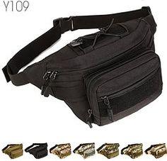 Cheap FlyHawk Tactical Molle Pouch Waist BagsOutdoor Daypack Shoulder Bag…