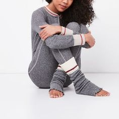 Roots - Womens Cabin Waffle Onesie