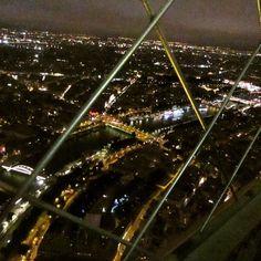 The nighttime view of the #seine from #latoureiffel #parisianlife #doitinparis #worldtravel #iloveparis #cityview #paris #parisphoto #parisgram #parisjetaime #paris_focus_on #bigcitylights #francetourisme #france_vacations #weloveparis #ig_daily #travelblogger #hello_france #visitparis #cityview