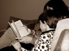 leitura em voz alta