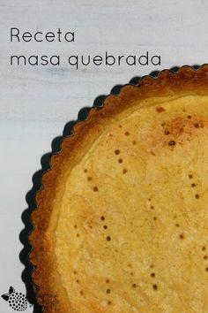 Pasta Brisa, Cooking Bread, Pan Bread, Baking Tips, Flan, Cake Cookies, Cupcakes, Cooking Time, I Foods