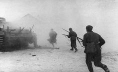 Batalla de Stalingrado: contraataque