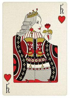 // Queen of Hearts