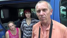 Людей эвакуировали из Краматорска в Донецк! Укры убивают мирных людей!!!...