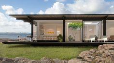 Scandinaviska sommarhus #sommarnojen #architecture #scandinavia #archipelago